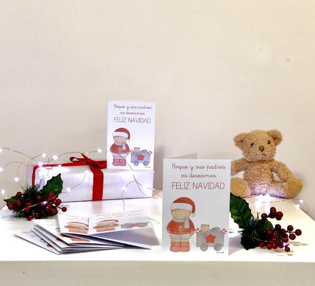 Postales-navidad-personalizadas - ROQUE