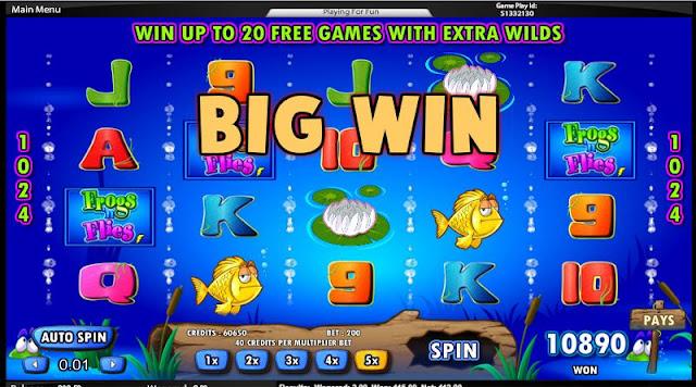 Hack Jackpot Slot Game Online Ampuh 100%