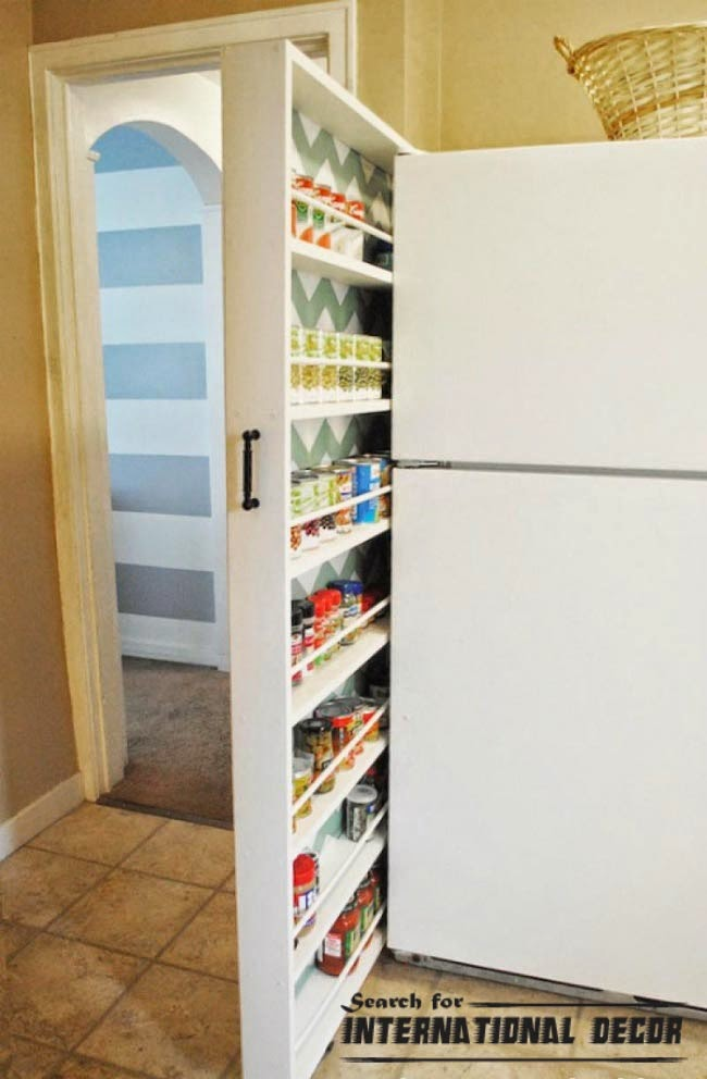 Smart organizing ideas and gadgets for small apartment on Small Apartment Organization  id=70802