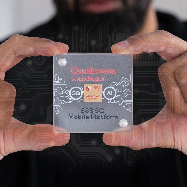 Qualcomm Snapdragon 888 5G  SoC