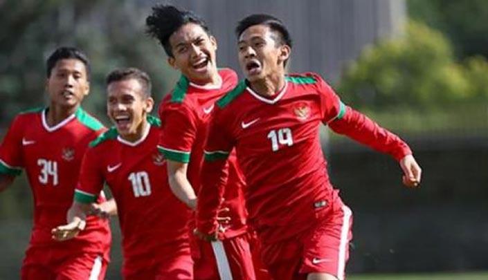 Hadapi Vietnam, Timnas U-19 dalam Kondisi Fit dan Siap Tempur