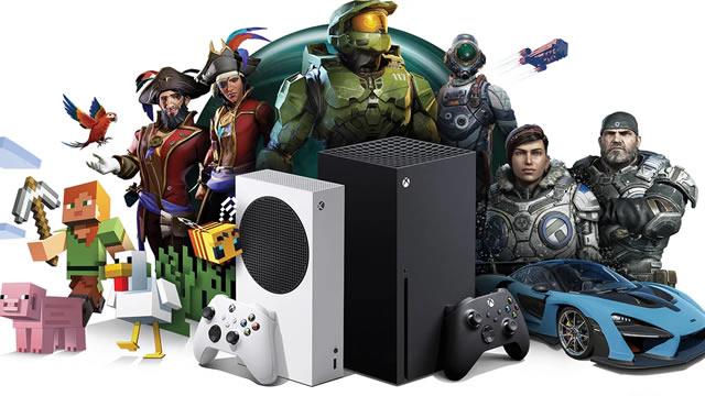 Xbox Game Pass service Xbox Series X/S