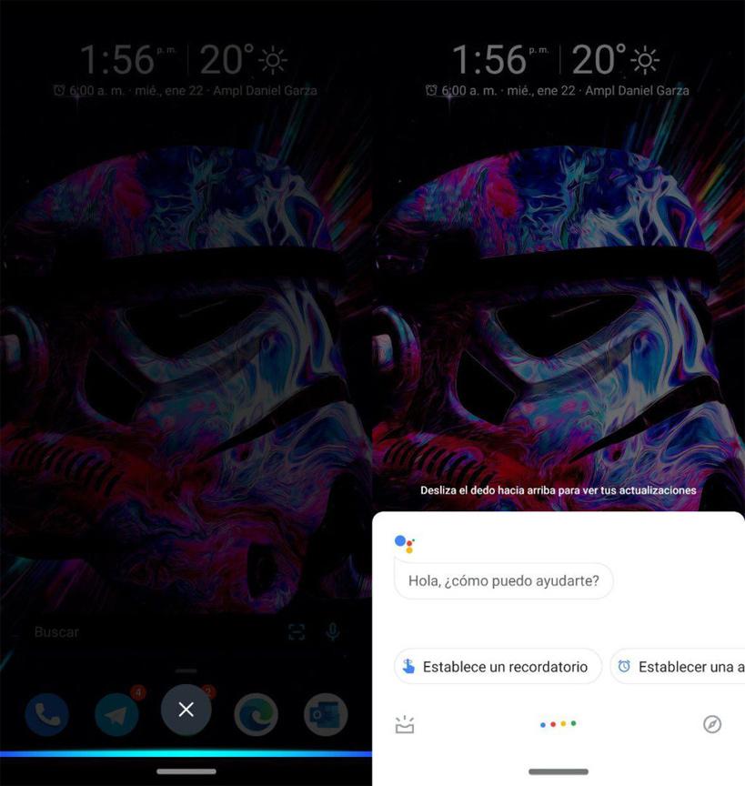 استخدام Alexa و Google Assistant في نفس الوقت