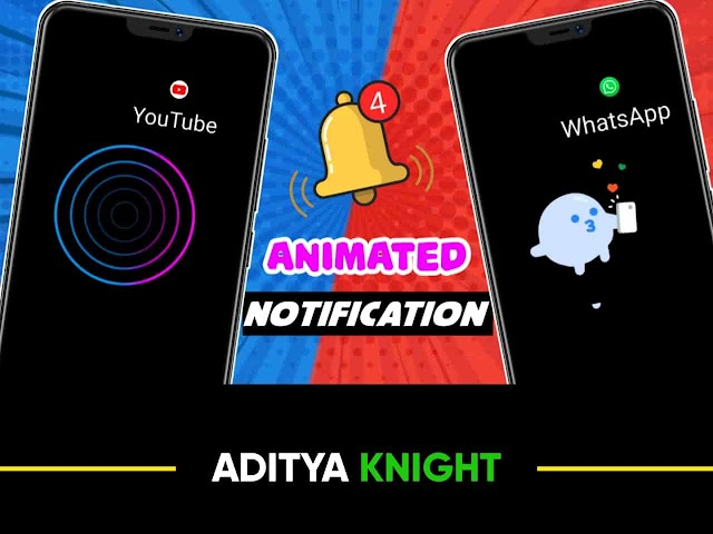 Change Notification Style On Any Android | Stylish Notification Animation On Android | Cometin App Review