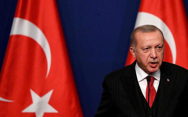 Ο Ερντογάν μας φταίει