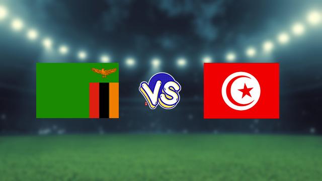 مشاهدة مباراة تونس ضد زامبيا 07-09-2021 بث مباشر في التصفيات الافريقيه المؤهله لكاس العالم