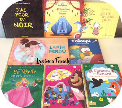 selection albums petits