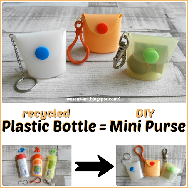 PlasticBottlePurse wesens-art.blogspot.com