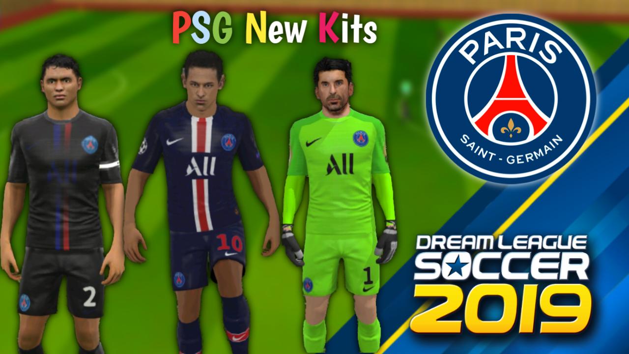 By Photo Congress || Dream League Soccer 2020 Psg