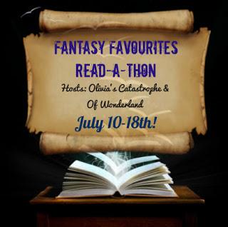 Fantasy Favourites Read-a-Thon 2016 — My TBR