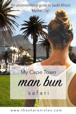 My Cape Town Man-Bun Safari