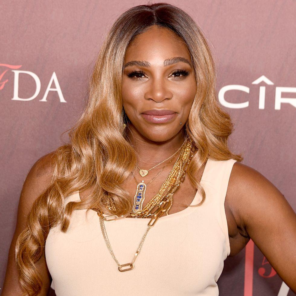 Serena Williams New Summer Hair Color