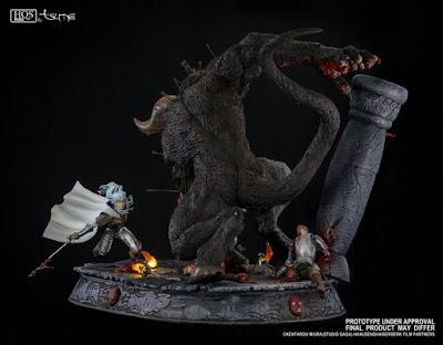 Figuras: Imágenes y detalles de la figura Berserk High Quality Statue Plus - Tsume