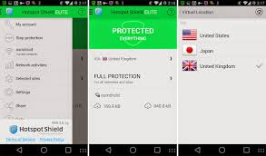 Hotspot Shield Elite VPN APK Latest Version Free Download