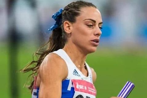 Σήμερα ο αγώνας της εθνική ομάδας 4Χ400 γυναικών με Ελπίδα Καρκαλάτου