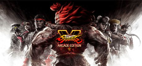 Street Fighter V: Arcade Edition 2018