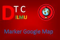 Cara menambahkan marker google map pada website