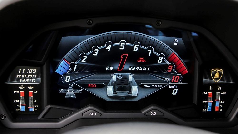 Lamborghini Aventador: 10 năm, 10 sáng tạo công nghệ đỉnh cao