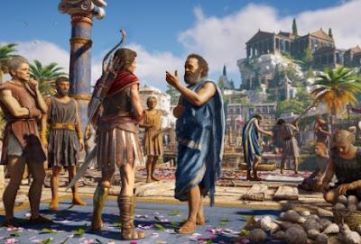 تحميل مجاني Assassin's Creed Odyssey