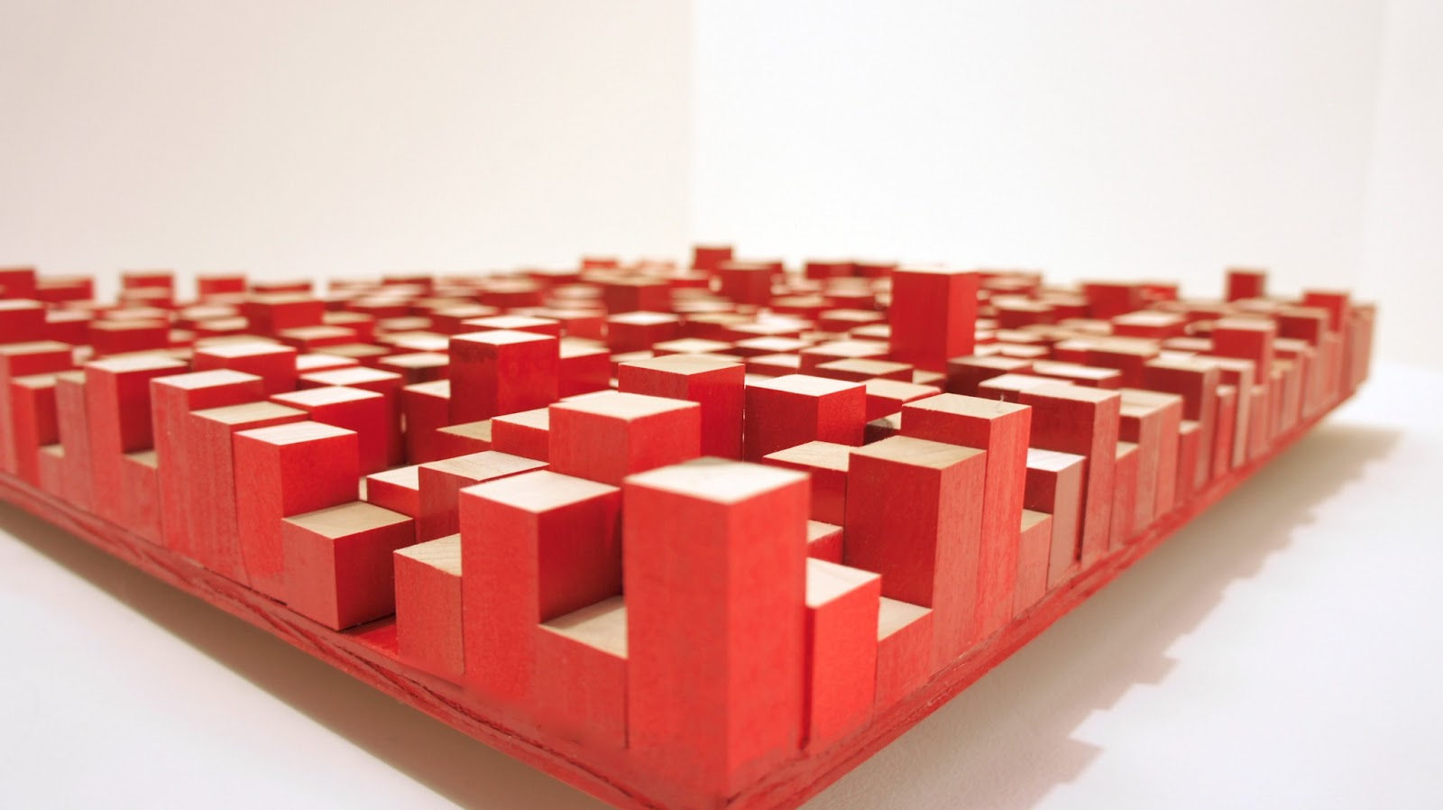 DIY Wood Block Art & Food. Fashion. Home.: DIY Wood Block Art