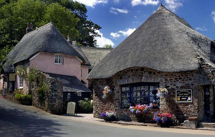 Cockington Picturesque Villages In England Most