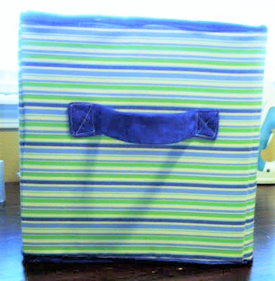 how to make a fabric box