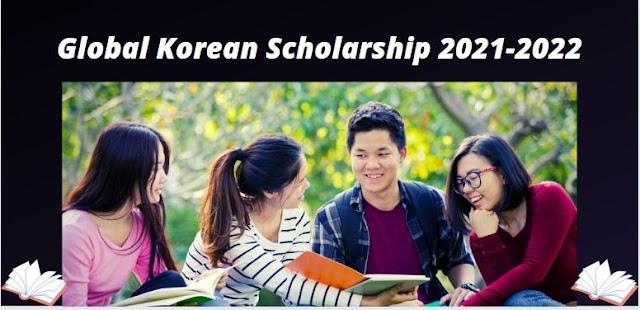 Global Korean Scholarship For International Students