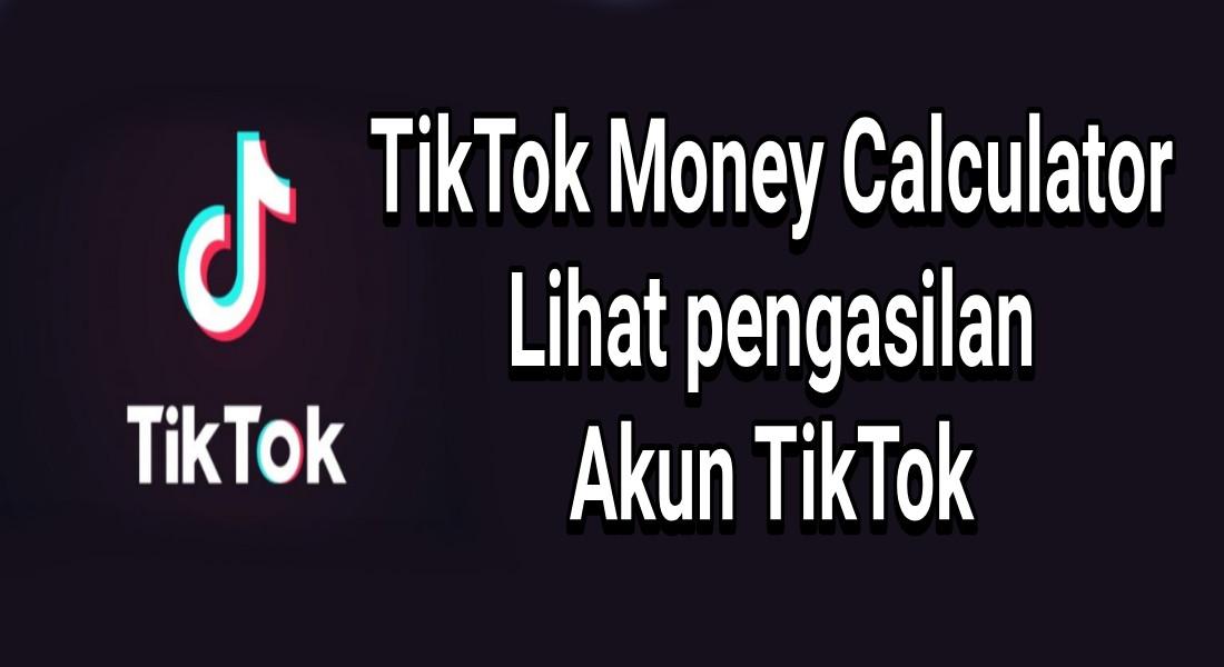 TikTok Money Calculator