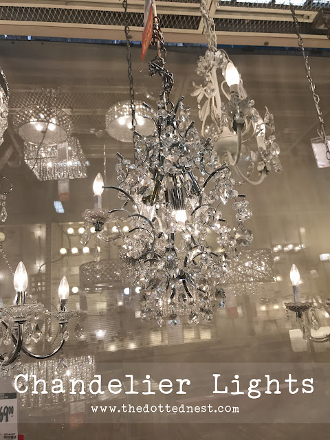 Crystal Chandelier Lighting From Home Depot | How To Choose The Perfect Light