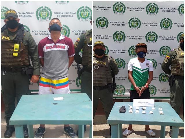 hoyennoticia.com, Batida contra jibaros en Maicao, dos capturados