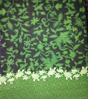 Kain Batik Prima 0553 Hijau