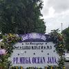 Bunga Papan Berduka PT Mega Ocean Jaya