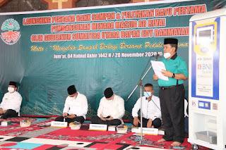 Alhamdulillah! Masjid Ar-Rivai Punya Bank Sampah Pertama di Kota Medan