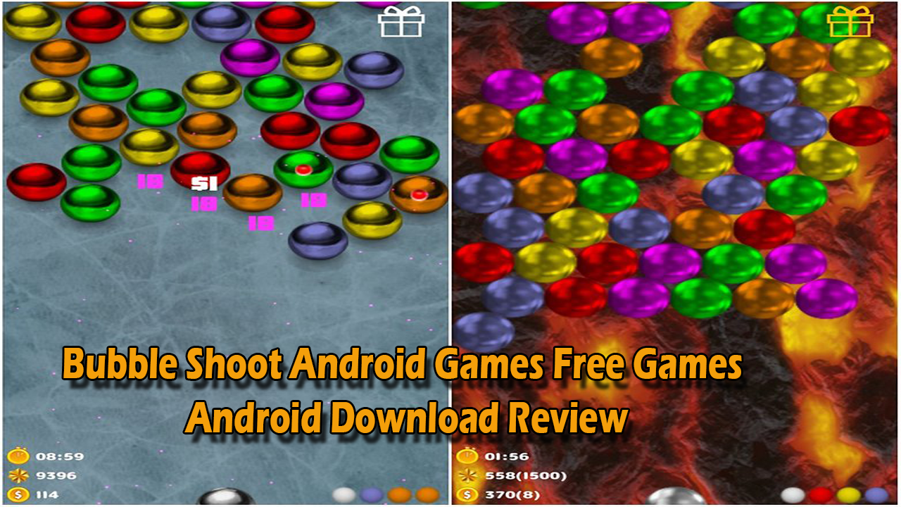 Bubble Shoot Android Games Free Games Android Download Review