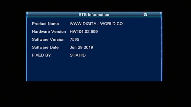 ALI 3510D_104.02.999 V 7595 TEN SPORT  Ok UPDGRADE BY USB