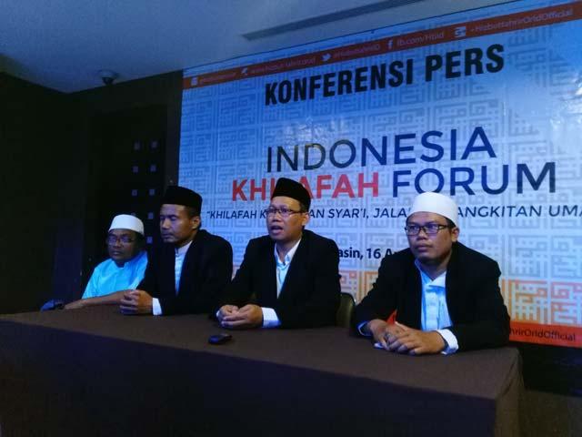 Pengurus Dewan Pimpinan Daerah (DPD) Hizbut Tahrir Indonesia (HTI) Kalimantan Selatan, menyesalkan adanya salah satu berita online, yang dinilai tidak sesuai dengan fakta sebenarnya.