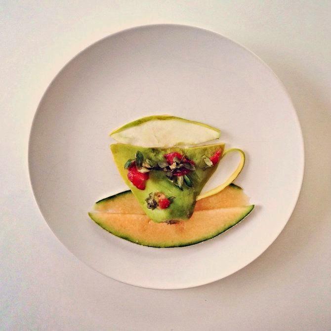 comidas apetitosas  y de buen aspecto