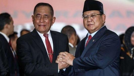Pesan Ryamizard ke Prabowo: Jangan Ngiler Lihat Anggaran