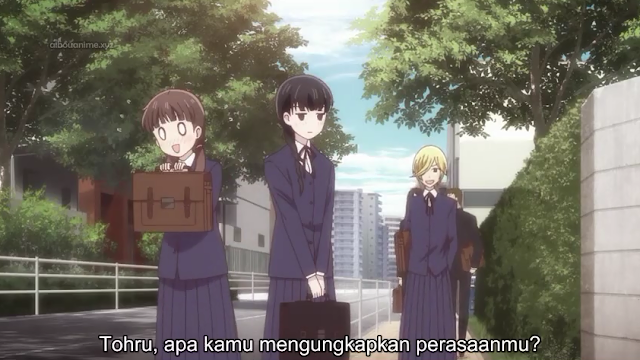 Fruits Basket (2019) Episode 22 Subtitle Indonesia