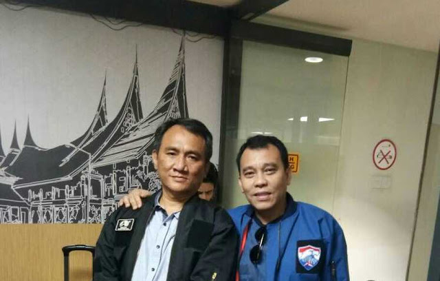 Andi Arief Sindir Jokowi: Kurang Pas Negara Lagi Pandemi dan Resesi tapi Minta PBB Berbenah