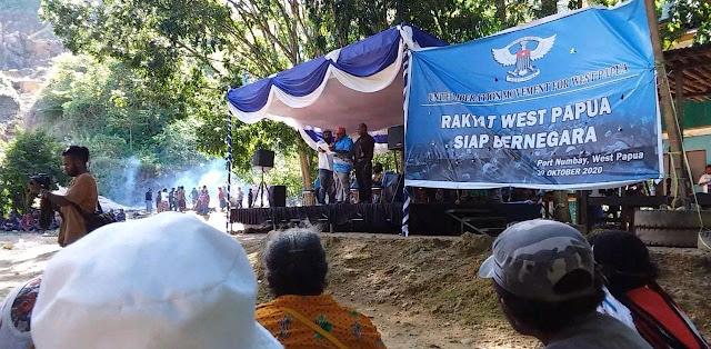 """Buchtar Tabuni: """"West Papua Council"""" mendukung Pemerintah Sementara menjadi anggota penuh MSG"""