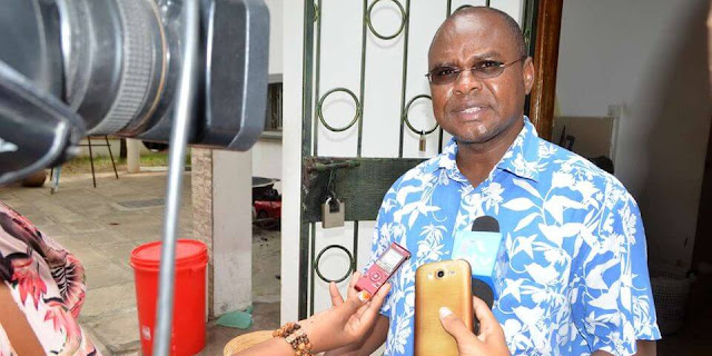 Kilifi Governor Amason Jefwa Kingi photo recently or latest