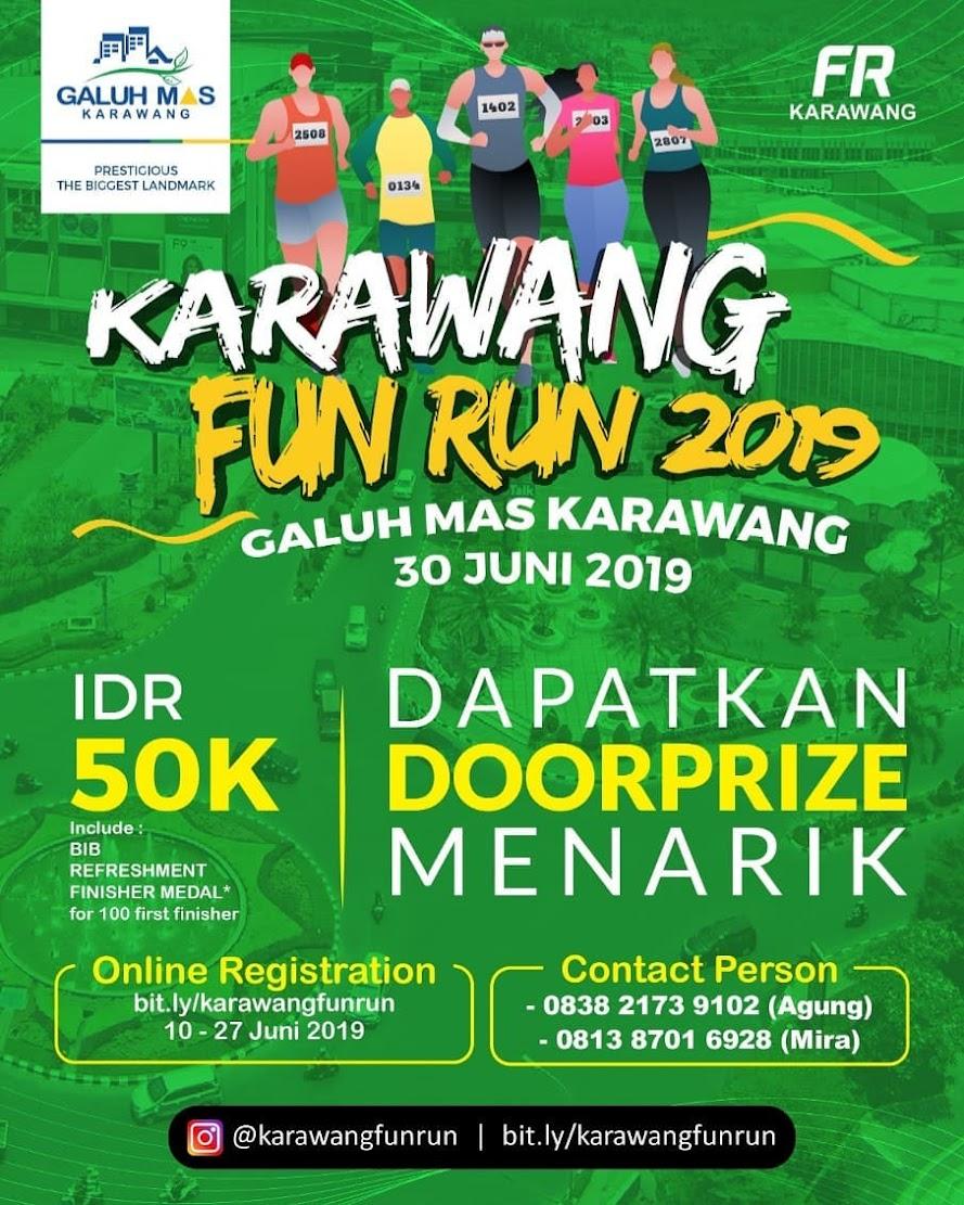 Karawang Fun Run • 2019