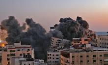Israel Bom Rumah Pemimpin Hamas di Gaza