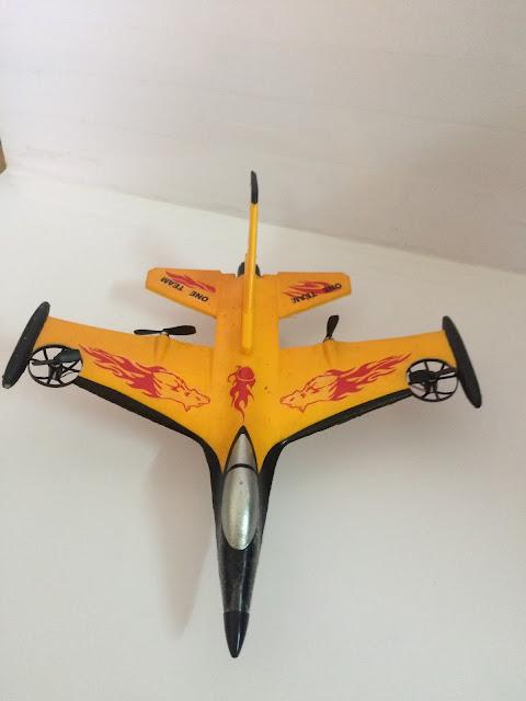 Hình ảnh thực tế máy bay F16 4 kênh_1