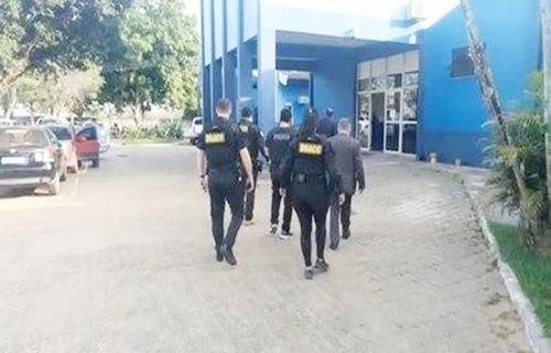 Operação afasta secretário de saúde e procurador por tentarem desviar R$ 37 milhões do combate à pandemia em Ji-Paraná, RO