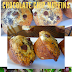 Lemon Poppy Seed Chocolate Chip Muffins | delectable