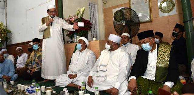 Disambangi Elite PKS, Habib Rizieq: PKS Berada di Samping Kita Untuk Membela Rakyat