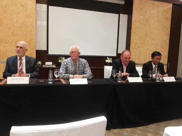 Joint Foreign Chambers of Commerce of the Philippines Support PH Creative Industry Sector