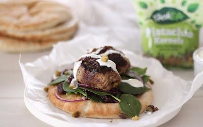 lamb and pistachio koftas recipe